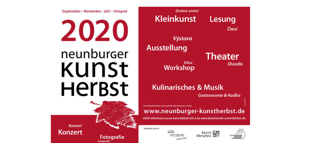 Kunstherbst ´20: Kultur in Krisenzeiten